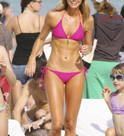 staceykeibler bikini outdoors blonde 07